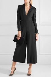 Temperley London Opus wool-blend jumpsuit