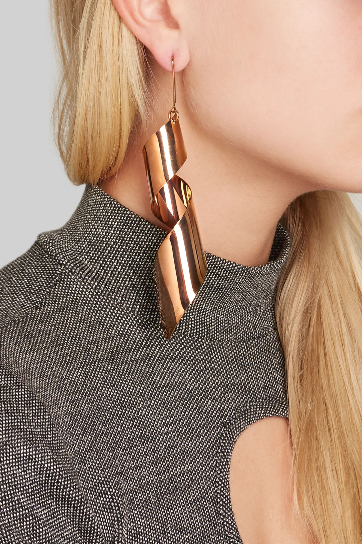 Stella McCartney Gold-tone earring