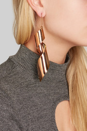 Stella McCartney Gold-tone earring