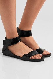 Pedro Garcia Joline patent-leather sandals