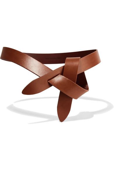 c07eceadd12 Leather waist belt