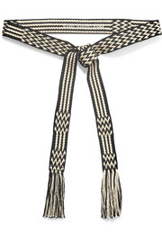 Étoile Isabel Marant Carpet woven belt