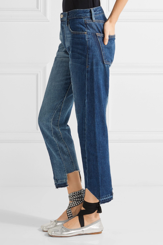 FRAME Le Original Mix boyfriend jeans