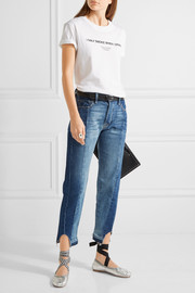 Le Original Mix boyfriend jeans