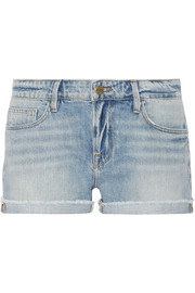 Le Grand Garcon denim shorts