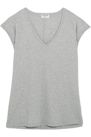 FRAME Supima cotton-jersey T-shirt
