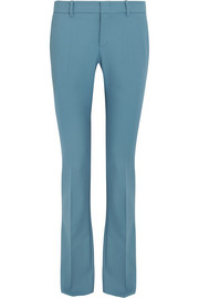 Gucci Stretch-wool flared pants