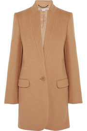 Bryce Melton wool-blend coat
