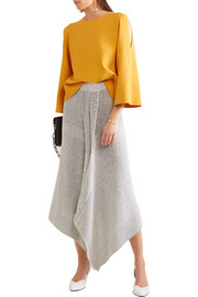 Stella McCartney Cutout knitted top