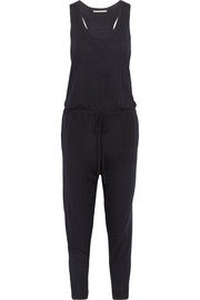 Aio ribbed wool jumpsuit