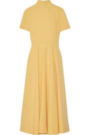 Emilia Wickstead Miranda stretch wool-crepe dress