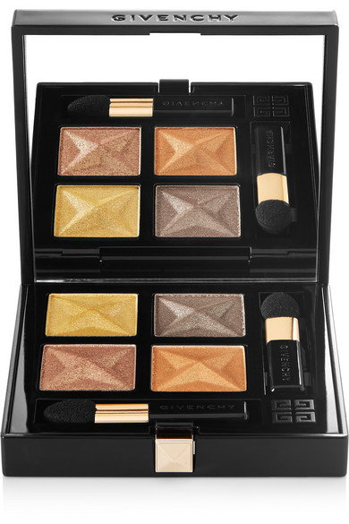 Givenchy Beauty - Prisme Quatuor Intense & Radiant Eyeshadow - Audacieux - Gold