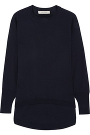 Cédric Charlier Wool and cashmere-blend sweater