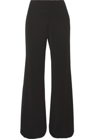Paper London Coco satin-crepe wide-leg pants