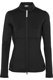 Adidas by Stella McCartney The Midlayer Climalite stretch-jersey jacket