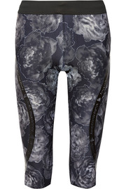 Adidas by Stella McCartney Printed Climalite leggings