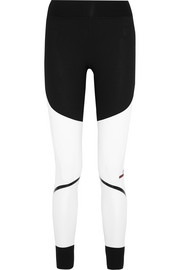 Train Tight paneled Climalite stretch-jersey leggings