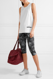 Adidas by Stella McCartney Cutout Climachill stretch tank
