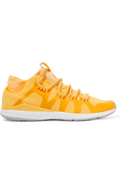 Adidas by Stella McCartney CrazyTrain BOUNCE mesh sneakers