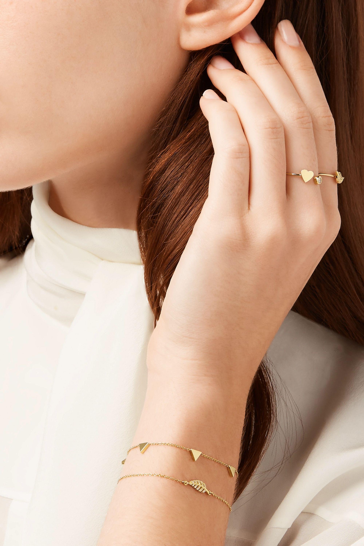 Jennifer Meyer 18-karat gold bracelet