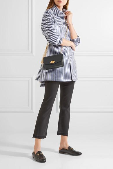 Darley small textured-leather shoulder bag c1ba3b563e5af