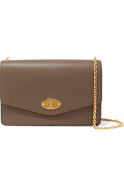 Mulberry Darley textured-leather shoulder bag