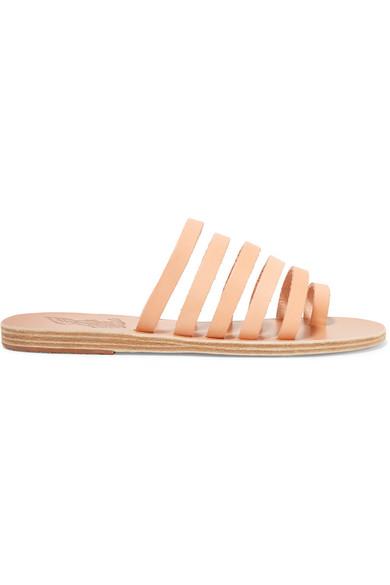 Ancient Greek Sandals - Niki Leather Sandals