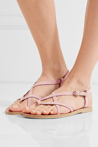 Semele leather sandals Ancient Greek Sandals vlWAMU6