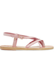 Ancient Greek Sandals Semele nubuck sandals