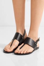 Ancient Greek Sandals Armonia leather sandals
