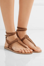 Estia leather sandals
