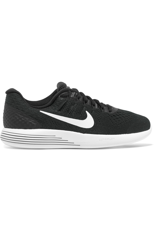 Nike Lunarglide 8 mesh sneakers