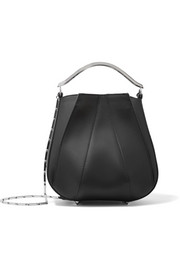 Eddie Borgo Pepper Mini Pochette leather bucket bag