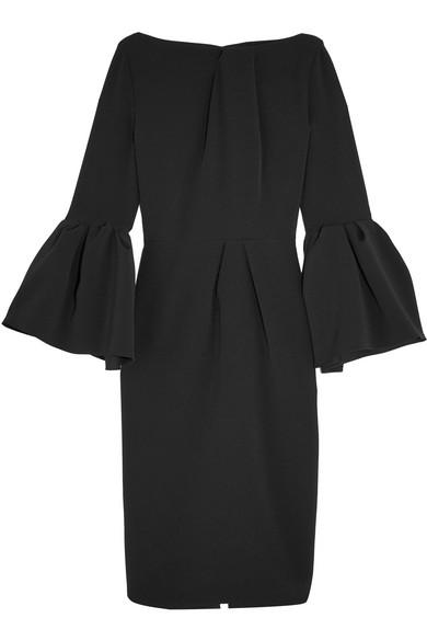 Roksanda - Margot Crepe Dress - Black