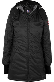 Stellarton quilted shell down jacket