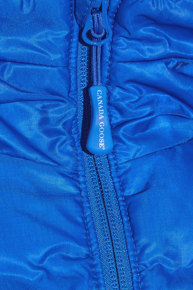 Canada Goose Camp Quilted Down Jacket From Shell Hooded