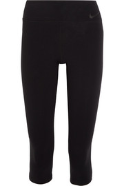 Nike Power Legendary Dri-FIT stretch-jersey leggings
