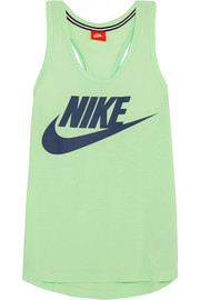 Nike Essential printed jersey tank