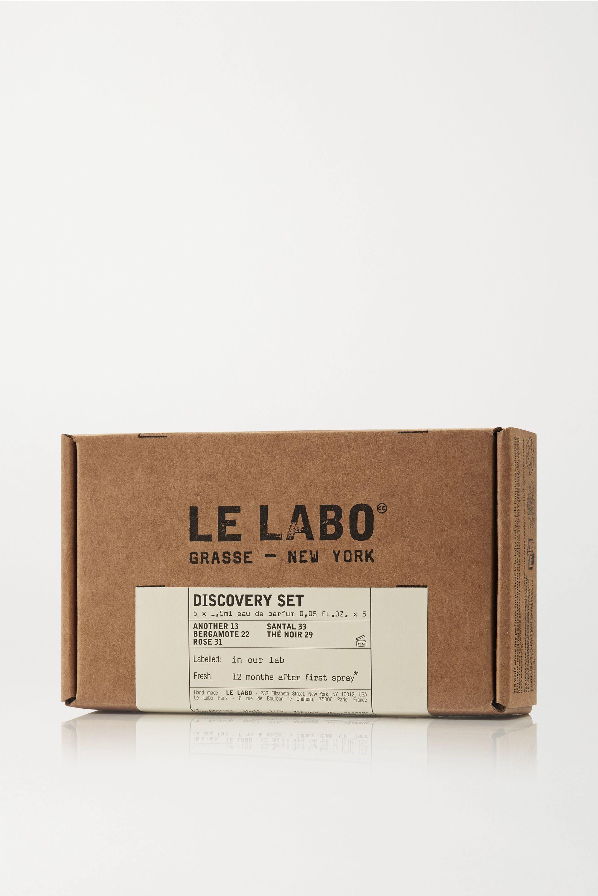Le Labo Discovery Set, 5 x 1,5 ml – Set aus Eaux de Parfum