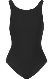 The Mae ribbed swimsuit