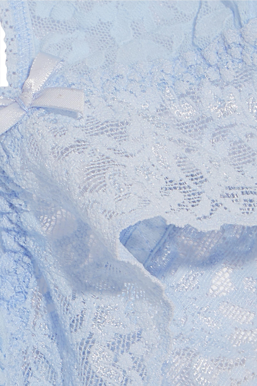 Hanky Panky Signature stretch-lace soft-cup bra