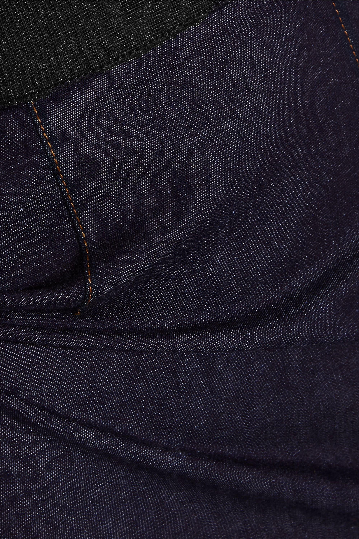Dolce & Gabbana Jupe crayon en jean stretch à godets