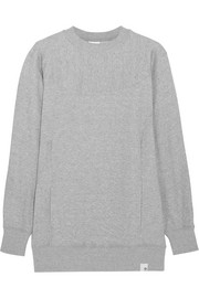 XbyO cotton-jersey sweatshirt