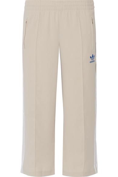 À Sailor Large Pantalon Appliqués Raccourci Crêpe En dWxerCoB