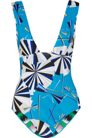 Parasol printed swimsuit