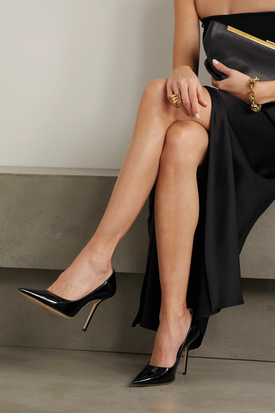 Jimmy choo Pumps Romy 85 patent leather