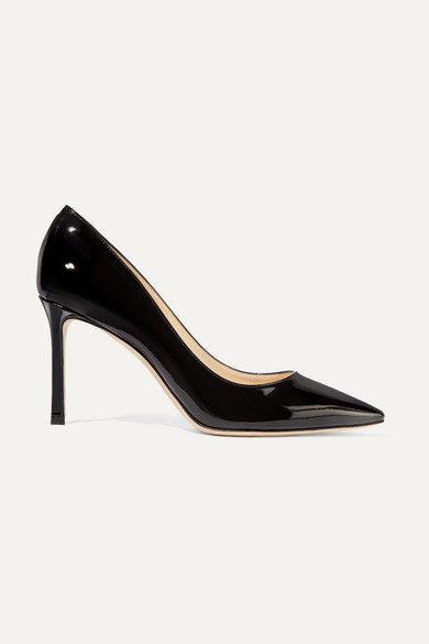 ROMY 85 PATENT-LEATHER COURTS