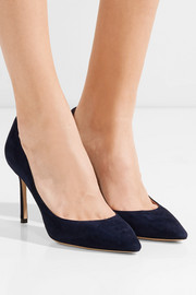 Jimmy Choo Romy suede pumps