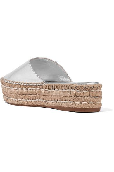 Prada Embellished espadrille sandals DZvGG