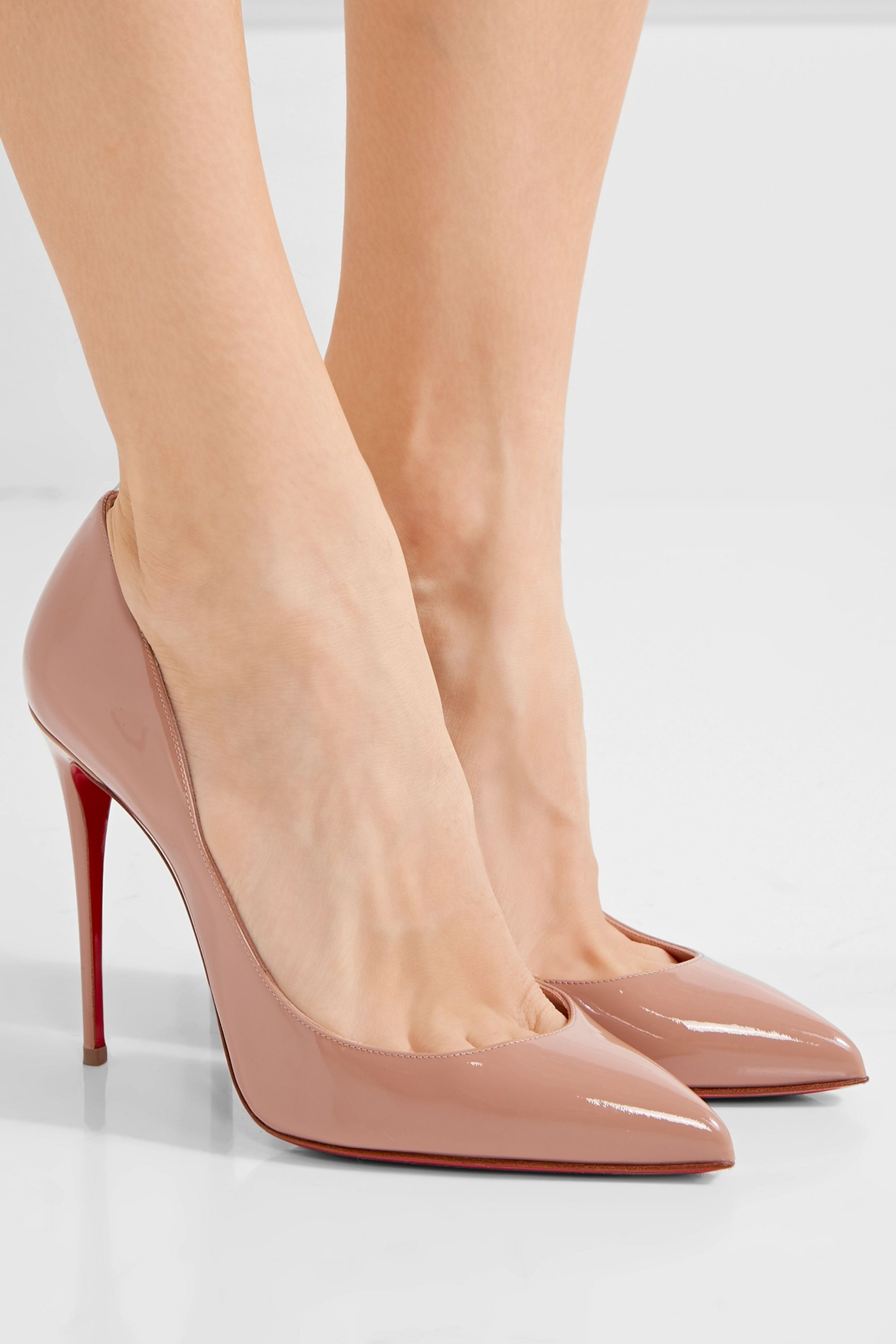 pigalle louboutin beige